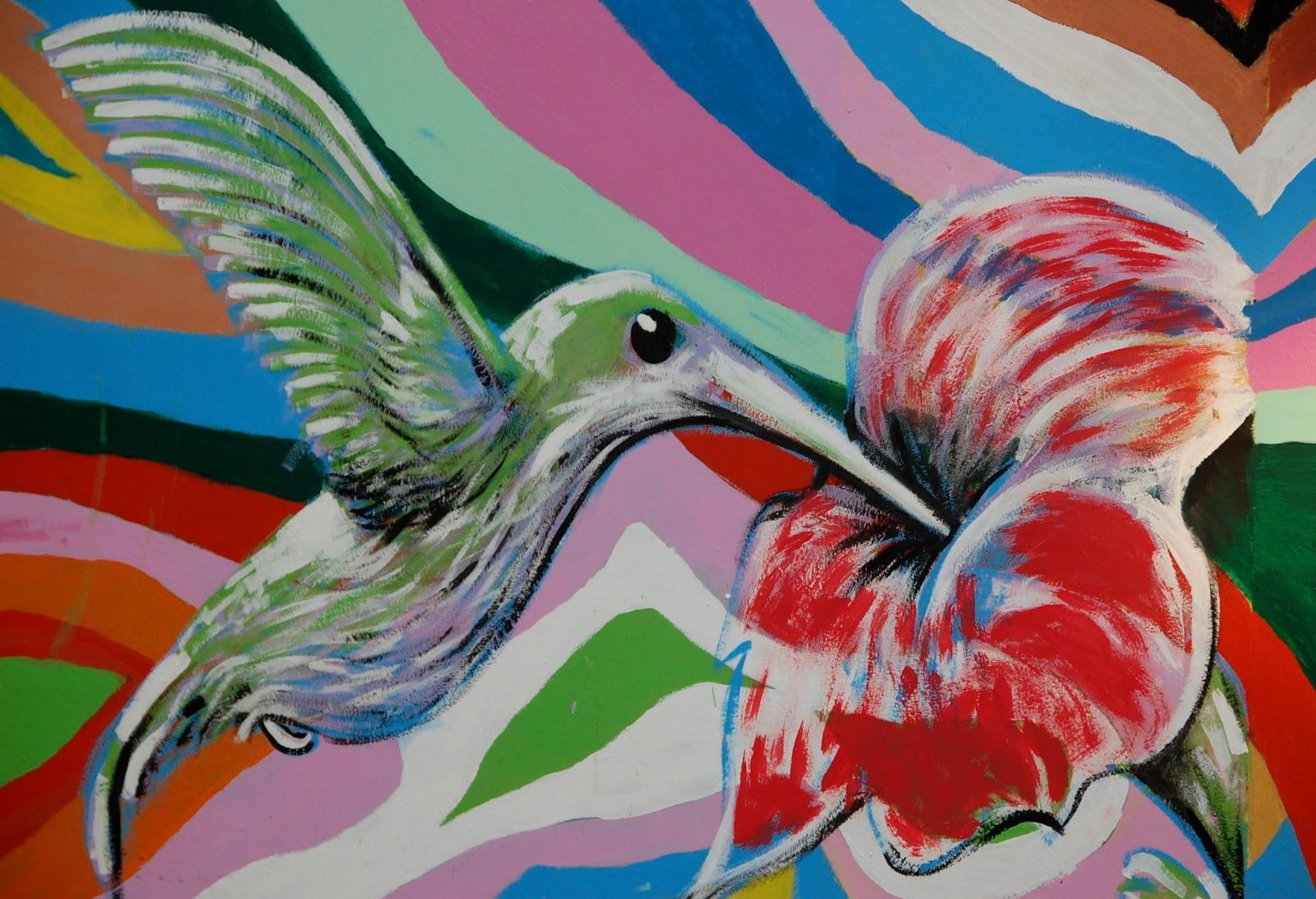 Javier espinal murales colectivos paso a paso sps for Arte colectivo mural