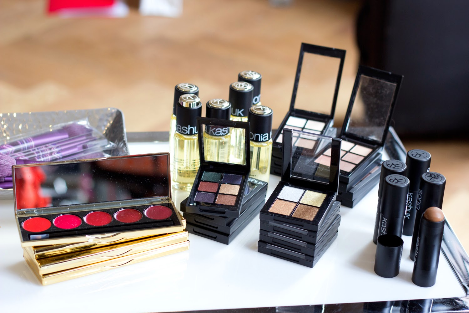 Target-Preview, Sonia-Kashuk-fall-collection, make-ups