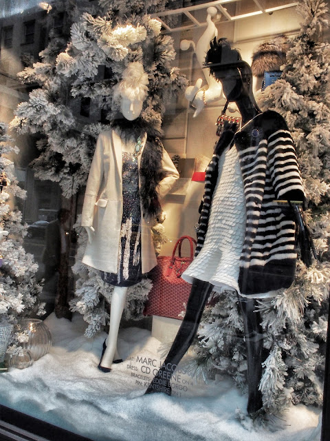 City Mannequins, #BGWindows, New York City, Holiday Windows 2013