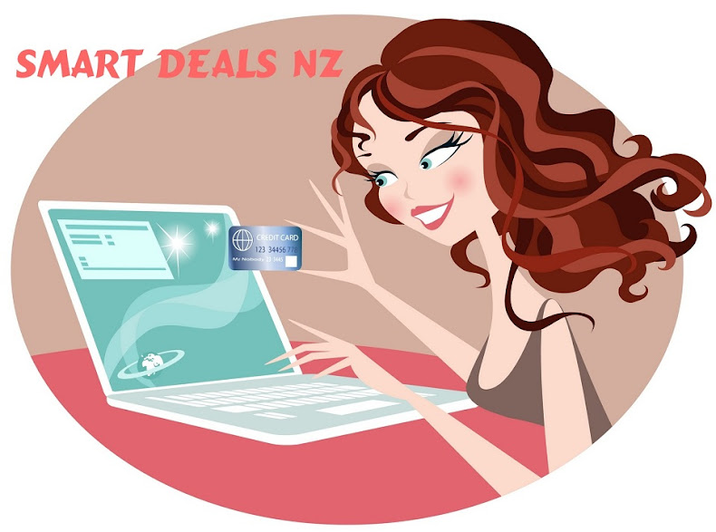Smart Deals NZ | The Ultimate Source for Bargains, Discount Vouchers, Deals, Promos in New Zealand!