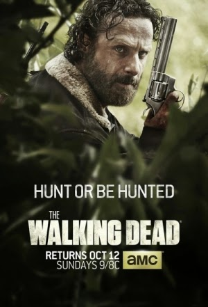 The Walking Dead - Season 5 (2014) HDTV Subtitle Indonesia