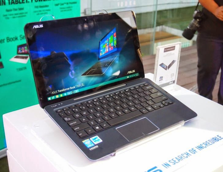 ASUS Transformer Book T300 Chi Now Available in the Philippines