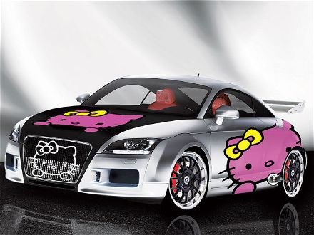 Everything Hello Kitty Hello Kitty Cars