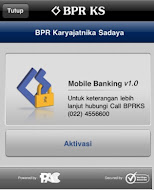 MOBILE BANKING BPRKS