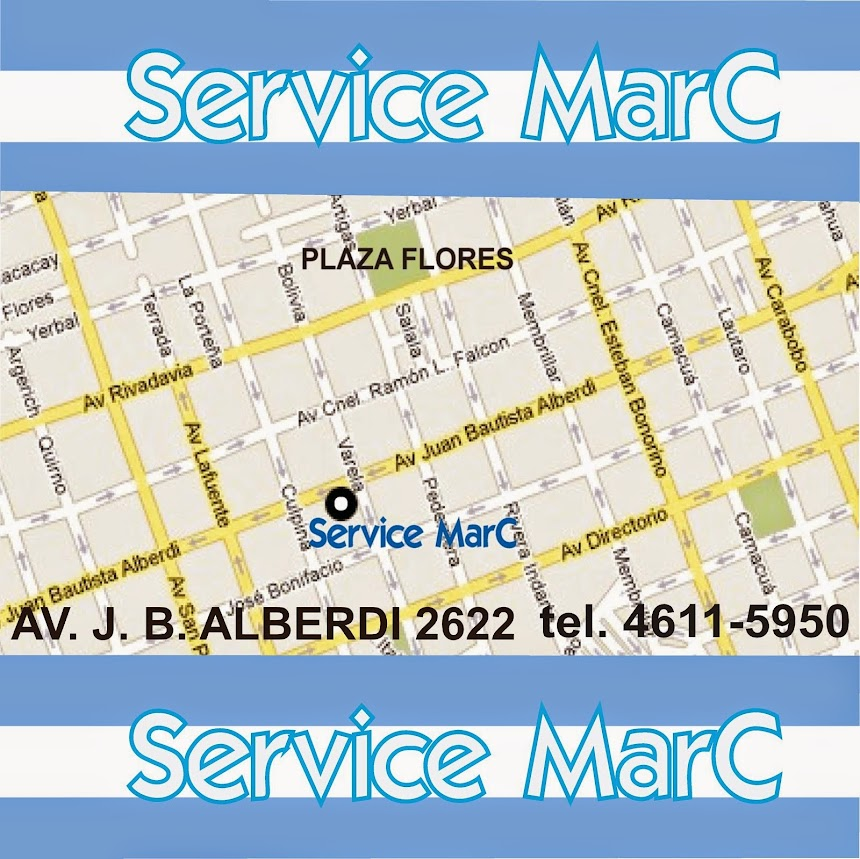 SERVICE MARC
