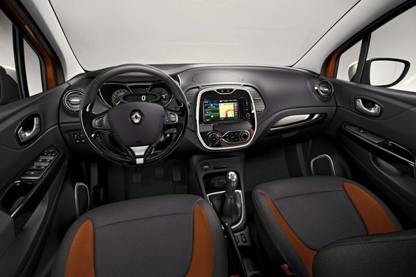 automovel Novo Renault Captur 2014