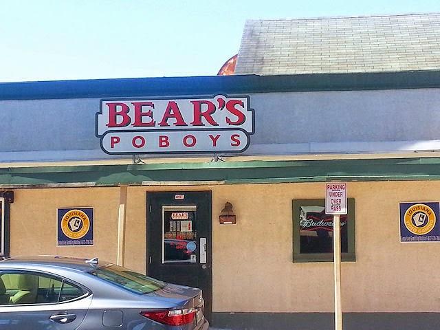 Bear's Po'Boys