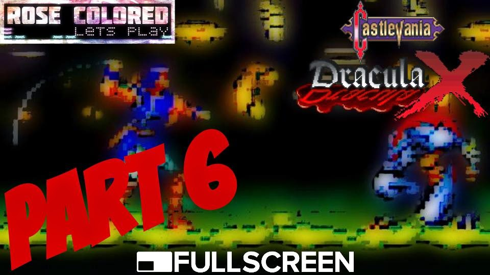 Dracula X is a remixed port of the PC-Engine game, Castlevania: Rondo of Blood