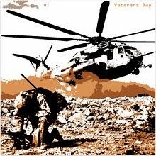 June Marx - Veterans Day (Review)