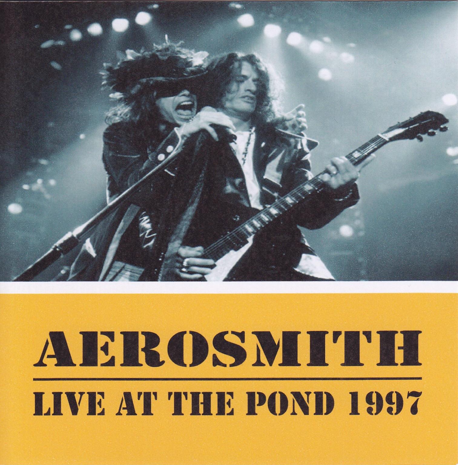 Aerosmith - Live U.S.A. - Vol. 3
