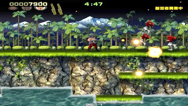 Contra Evolution Revolution HD Screenshot 3