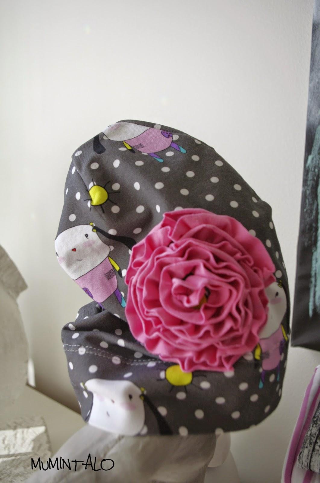 Trikoo ruusuke