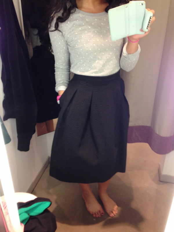 H&M work outfit