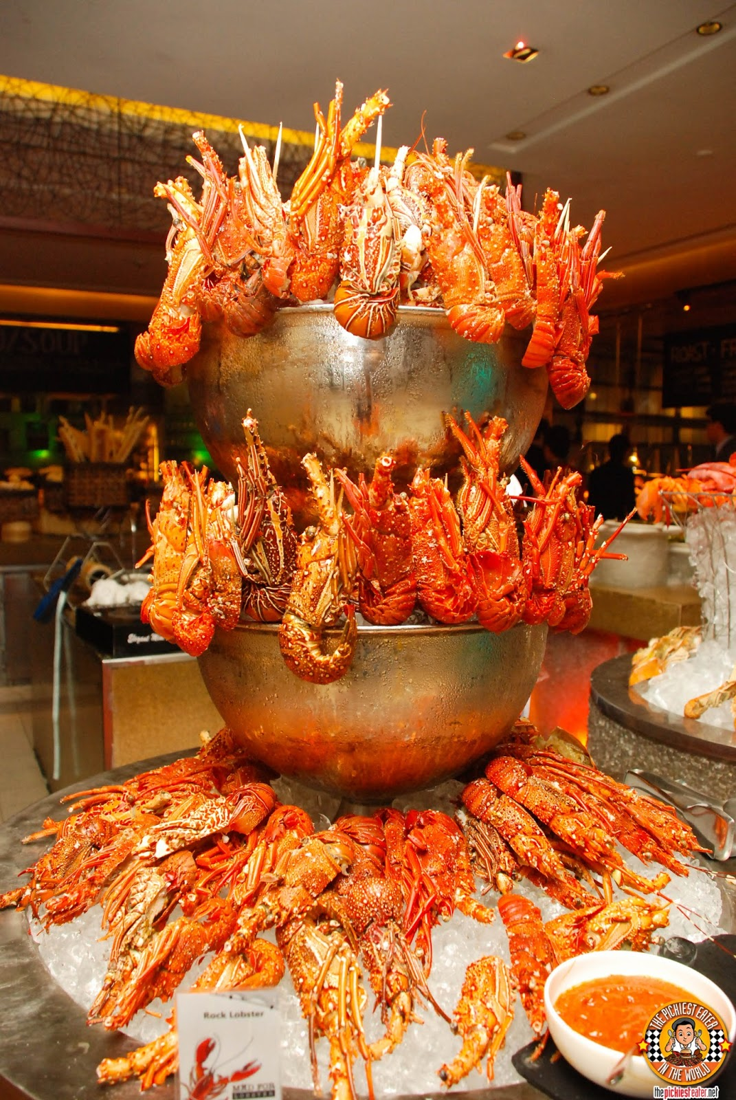 THE PICKIEST EATER IN THE WORLD: THIS IS MADNESS! THIS IS MAD FOR LOBSTER AT EDSA SHANGRI-LA'S ...