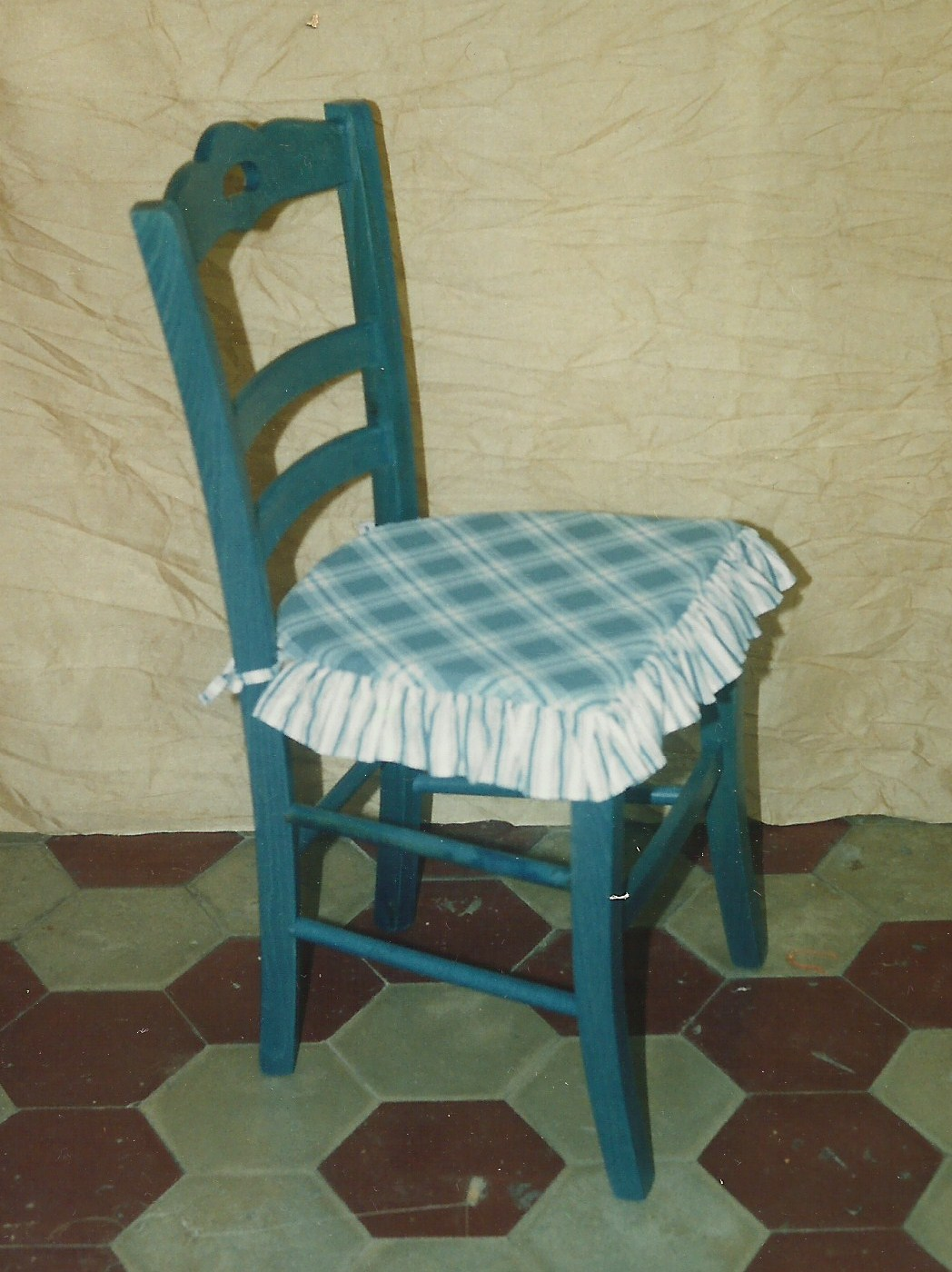 Cuscini - Cuscino per sedia viola ...