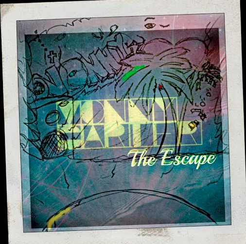 Vonny Carter - Escape EP cover