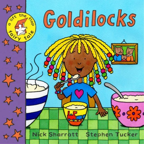 5 a Day Books: Goldilocks and the Three Bears - The Imagination Tree