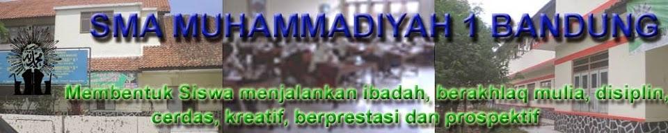 SMA MUHAMMADIYAH 1 BANDUNG