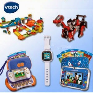 Flipkart: Buy Vtech Learning and Educational Toys 50% off from Rs. 599