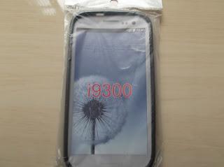 Capa de silicone para Galaxy GALAXY S3 I9300