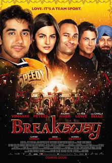 Ver online: Promesas de hielo (Breakaway) 2011