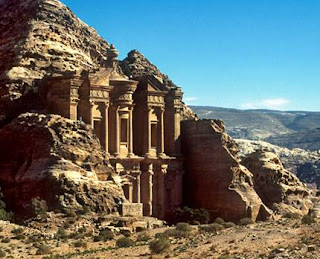 Petra, Jordania, Visitar, Viajar, Turismo