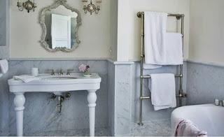 Romanticism in our bathroom