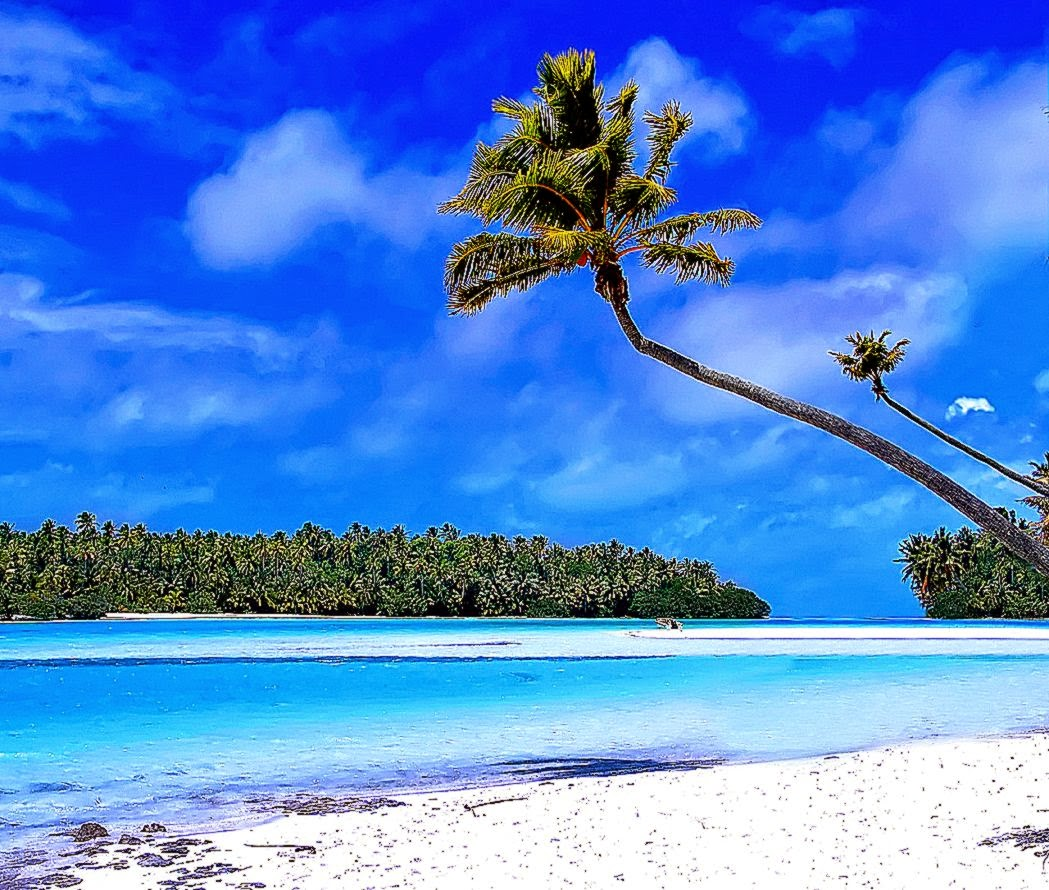 Caribbean: Beach Wallpaper Caribbean
