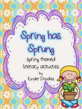 http://www.teacherspayteachers.com/Product/Spring-has-Sprung-Literacy-Activities-aligned-to-CCSS-1172518