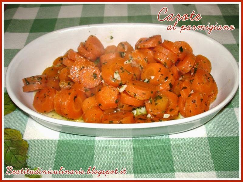 carote al parmigiano