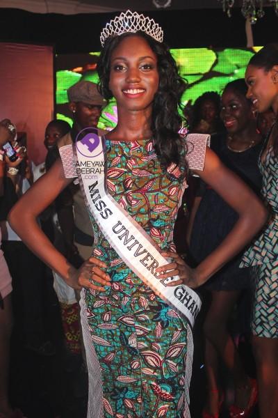 Miss Universe Ghana 2013