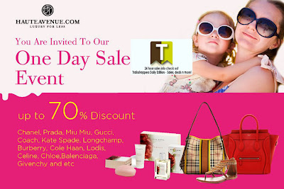 Luxury Bag 1 Day Mother Day Exclusive Sale 2012