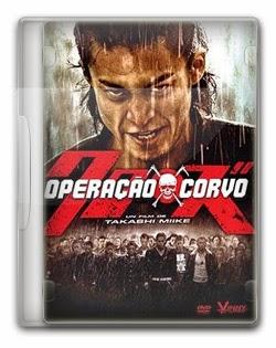 Operação Corvo   DVDRip AVI + RMVB Dublado