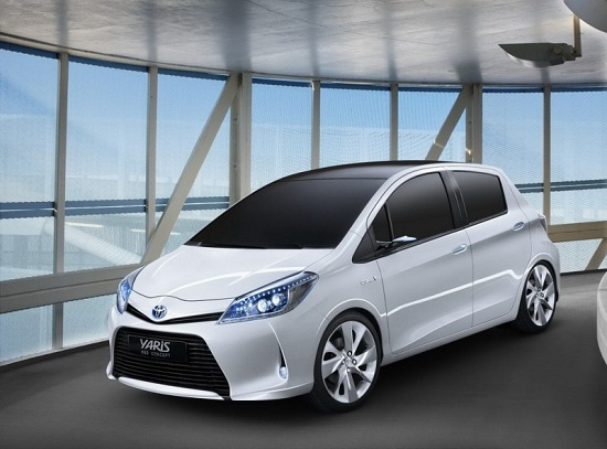 2012 Latest Toyota Yaris Photo