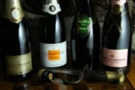 Read about these incredible bottles of Champagne
