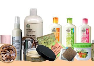 produk perawatan wajah sariayu