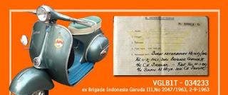 bpkb dan nomor mesin vespa kongo