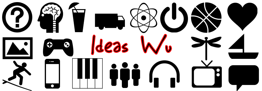 we share ideas ideaswu - T Shirt Logo Design Ideas