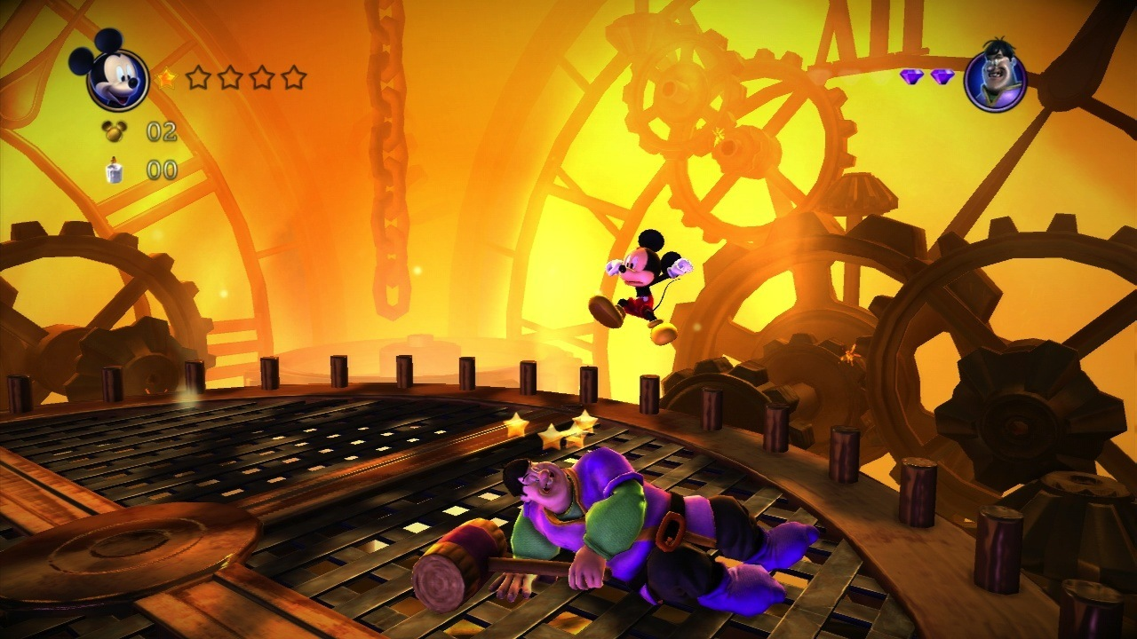 Castle of Illusion Starring Mickey Mouse PC Games Full Version