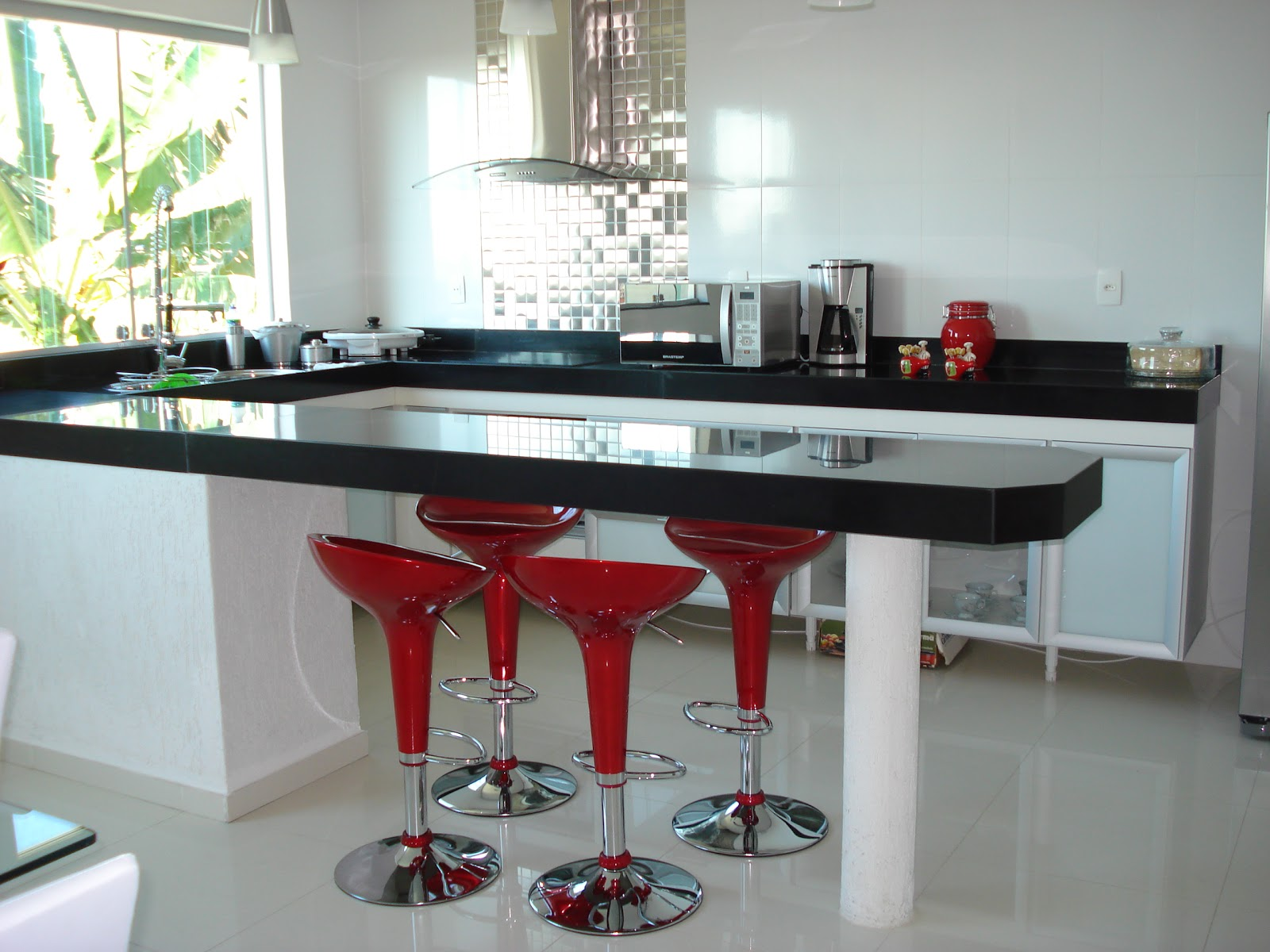 Casa Cozinha Decoração HD Wallpapers #6D1B1E 1600 1200