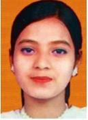 19-year-old Ishrat Jahan