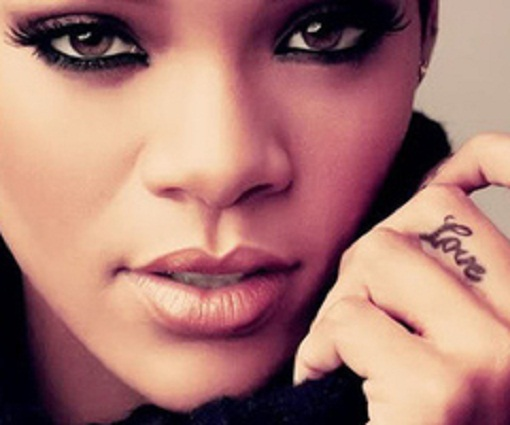 Ice Cream Presents: Resonate: Tattoos In Hip-Hop: Rihanna