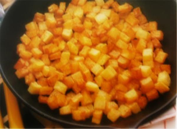 Patate Fritte Alla Romanesca Recipe