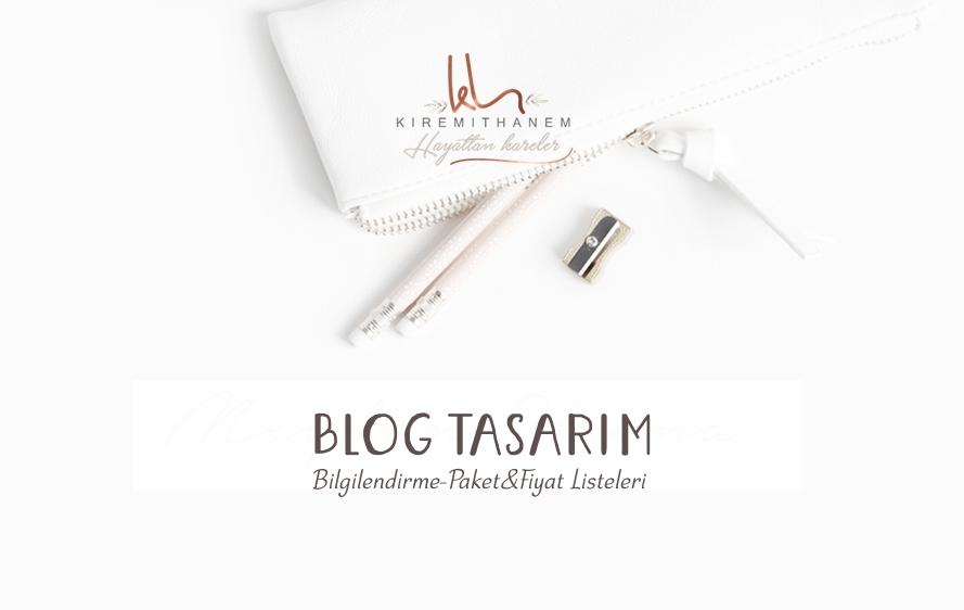 Blog Tasarımı - Kiremithanem