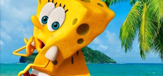 Veja o teaser pôster da sequência de animação Bob Esponja 3D: Um Herói fora D'água