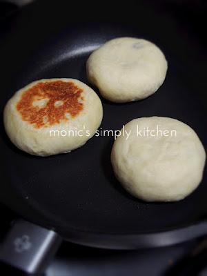 membuat roti gepeng tanpa oven