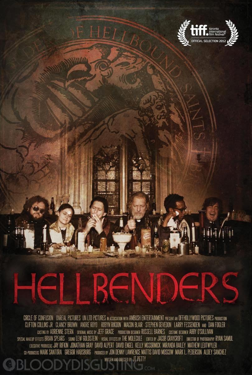 Ver Hellbenders Online