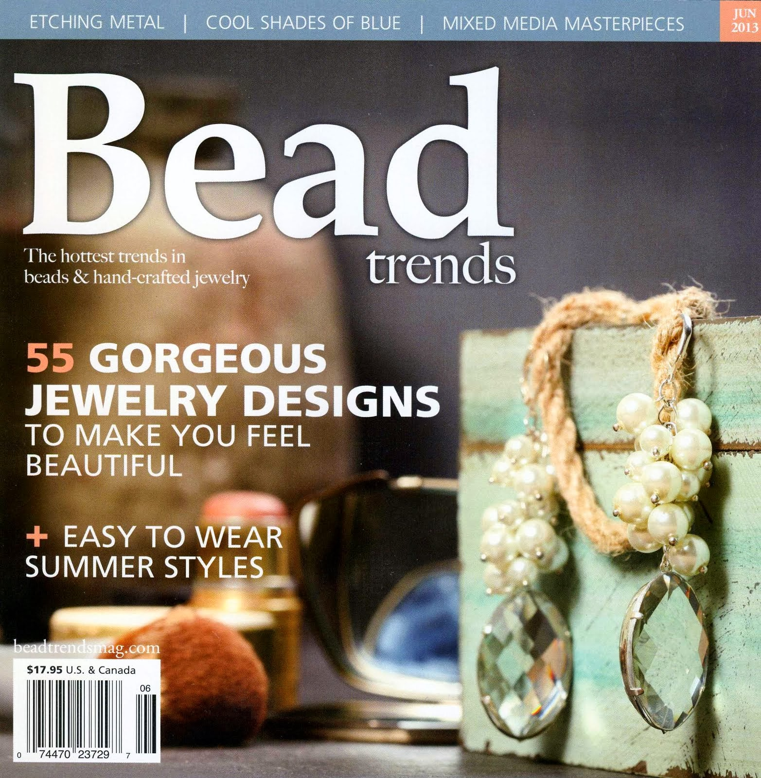 Bead Trends June 2013 Issue