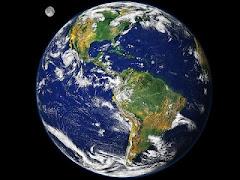 Planeta Terra é a nossa casa e é sagrado