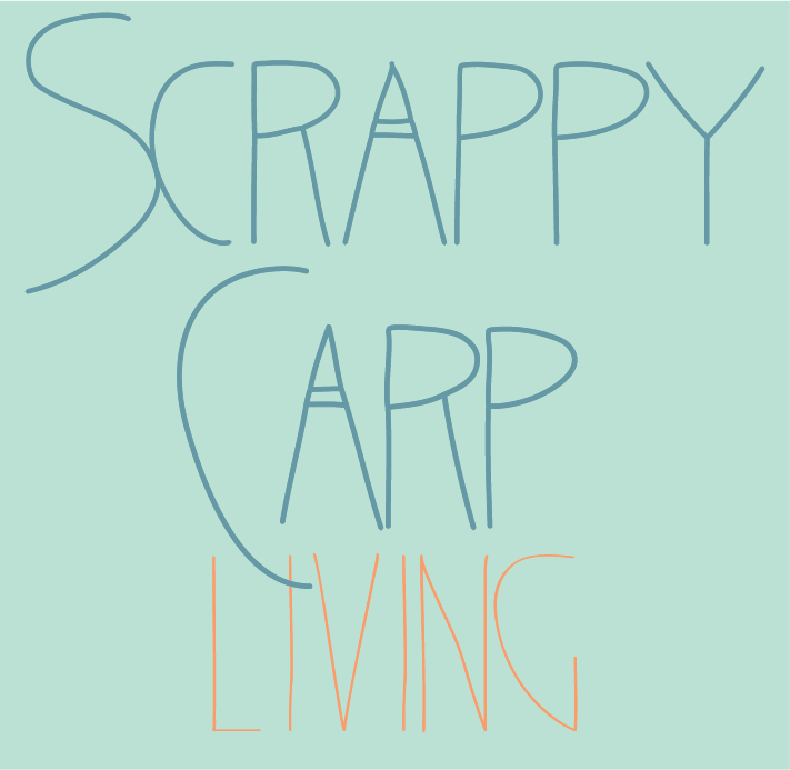 Join Scrappy Carp On Facebook